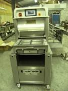 Operculeuse industrielle semi automatique d'occasion - Operculeuse de l'année 2005