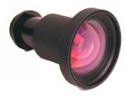 Optique vidéoprojecteur grand angle - Objectif : Grand angle fixe - Longue portée - Trés longue portée