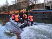 Organisation journée incentive entreprise Paris - Activité nautique à Boulogne Billancourt