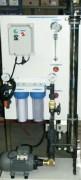 Osmoseur à 2 membranes - Capacité : 400 L / H