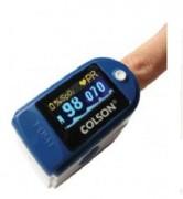 Oxymètre de pouls doigtier - Plage de mesure du pouls: 25 - 250 bpm