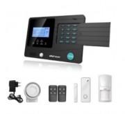Pack alarme intrusion - 96 zones sans fil et 4 zones câblées