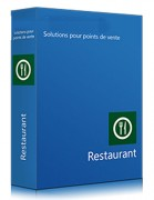 Pack caisse tactile restauration