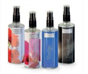 Pack de 4 parfums d'ambiance - Contenance : 125 ml