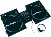 PACK DJ TECH VINYL CONTROL 5 - 081158-62