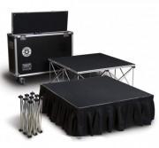 Pack flight case - Capacité de charge : 900 kg/m2