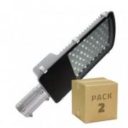 PACK Luminaire LED Brooklyn 40W ( 2pcs ) - Angle d'ouverture : 120º