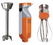 Pack mixeur et fouet - Vitesse variable jusqu'à 13000 tr/mn