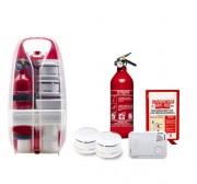 Pack sécurité incendie - Garantie 5 ans  -  Certifié