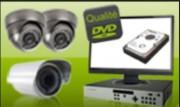 Pack solution vidéo surveillance pour entreprise - 2 Caméras : de 2 à 16 par enregistreur