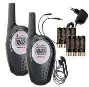 Pack talkie walkie cobra