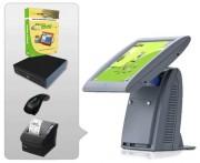Pack Terminal de caisse tactile - Pack avec : Logiciel - Terminal PV - Imprimante ticket de caisse - Tiroir caisse