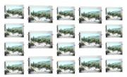 Pack Vitrine Led Immobilier - 8 porte-affiches Led A4 Paysage et  6 porte-affiches Led A3 Paysage