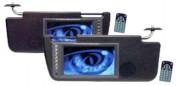 Paire d'écrans TFT Pyle Pare-soleil - Ecran 7 Pouces Pyle - Référence : PLVS72TBK