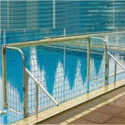 Paire de buts de water-polo fixes - Dimensions : 300 x 90 cm