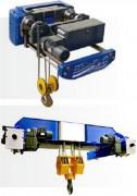 Palan à câble électrique - Capacité de 1 à 50 T