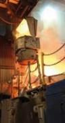 Palan de remontée pour fonderie - Pour poche acier en fusion - Capacité : 8T