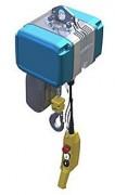Palan électrique 125 Kg - Capacité de charge (kg) : 125 - Hauteur de levée (m) : 3 - 4 - 5 - 6