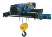 Palan électrique à câble pour pont roulant - Capacité de charge : de 500 à 50 000 kg
