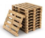 Palette bois europe 4 entrées - Sur mesure - 4 entrées