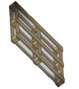 Palette bois legere - Palette légère, 15800