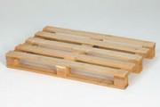 Palette bois lourde de reemploi - Palette lourde, 11804