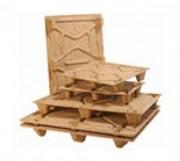 Palette bois moulé emboîtable - Dimension (Lxl) cm : de 60 x 80 à 100 x 120
