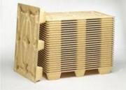 Palette bois moulée - Charge admissible 500 // 800 KG