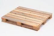 Palette bois retour - Palette retour, lourde, de réemploi, 14130, neuve, 15130