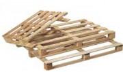 Palette d'expédition en bois - Dimension (Lxl) cm : de 60 x 80 à 100 x 120