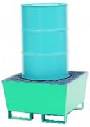 Palette de rétention 1 fût de 200 litres - Palette de rétention pour 1 fût de 200 L