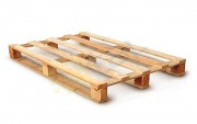 Palette en bois - Charge statique : 1000 kg