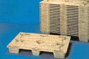 Palette en bois moulé 1250 kgs - Palette moulée, F8 LF 2/5, 18808
