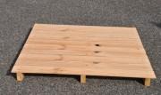 Palette plancher plein