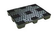 Palette plastique classique - Capacité de charge : entre 2 et 5 tonnes