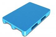 Palette plastique hygiène - Charge dynamique 1.200 kg