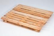 Palettes bois CP - Palette CP, de réemploi, 14004, et neuve, 15004