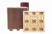 Palettes bois emboîtables - Palette moulée, F11, 18140