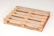 Palettes bois industrielle 1200 mm - Palette galia de réemploi, 14165, neuve, 15165