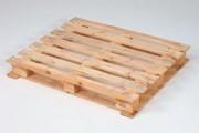 Palettes bois industrielle 1250 kgs - Palette V.M.F, de réemploi