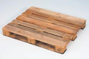 Palettes bois pour charge lourde - Palette retour/ lourde - type