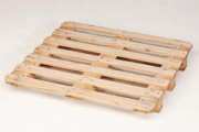 Palettes bois retour - Charge dynamique: 1500 kgs