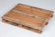 Palettes bois secteur chimique - Palette CP1, de réemploi et neuve