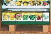Palettes carton 600 x 400 - Palette display, 4 entrées, 18010