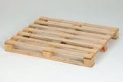 Palettes demi-lourdes 1200 mm - De réemploi, 14120