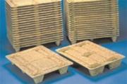 Palettes emboîtables 1000 kgs - Palette display, F64/5, 18682