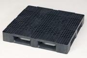 Palettes lourde plastique - Palette lourde pour container maritime périmétrique, 27140