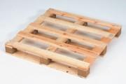 Palettes perdues 1000 x 1000 mm - Palette demi-lourde, de réemploi, 14420, neuve, 15520
