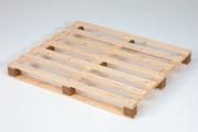 Palettes perdues 1200 x 1000 mm - Palette demi-lourde, de réemploi, 14112, et neuve, 15112