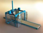 Palettiseur automatique - Robot palettiseur